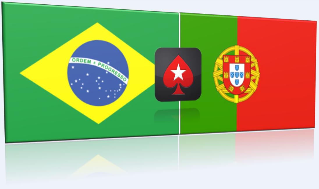 PokerStars expande a sua oferta em Portugal e no Brasil
