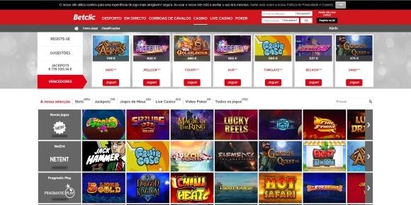 BetClic Casino Image 1