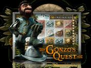Gonzo's Quest Slot Image