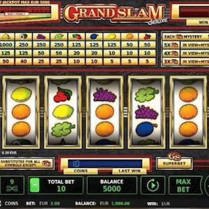 Slot Grand Slam Deluxe