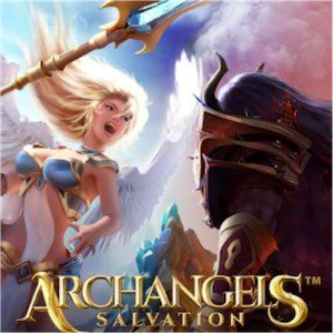 A slot Archangels: Salvation chega aos casinos em abril