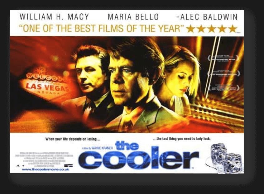 William H. Macy é Cooler
