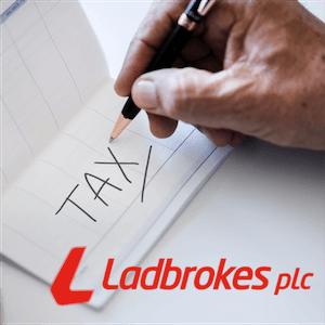 Ladbrokes com problemas fiscais