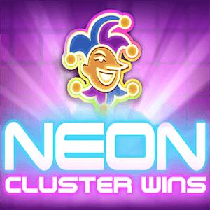 Slot Neon Cluster Wins