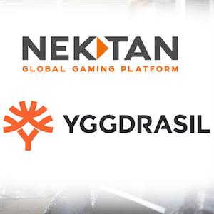 A Yggdrasil e a Nektan tornam-se parceiras