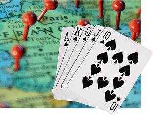 Sites franceses de poker recebem luz verde para aderirem a projeto de liquidez da UE