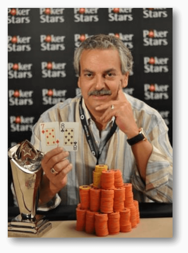 Antonio Matias poker