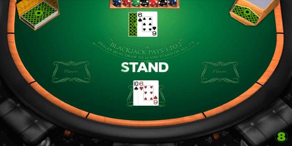 Blackjack Stay Image