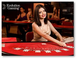 Evolution Gaming reconhecida como potência dos casinos ao vivo