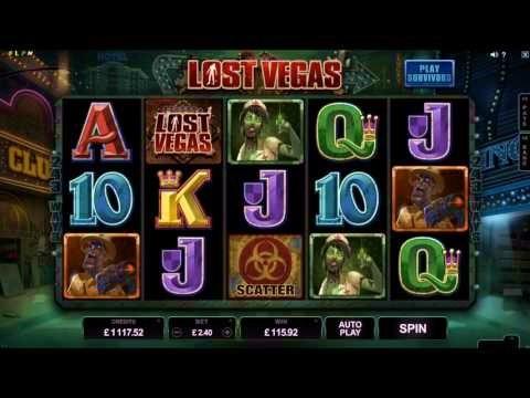 Lost Vegas Microgaming