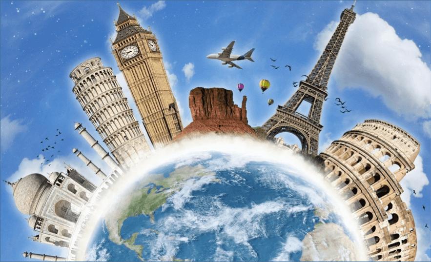 Melhores Destinos para Viajar nos Seus Trinta
