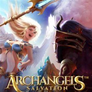 A slot Archangels: Salvation chega aos casinos em abril