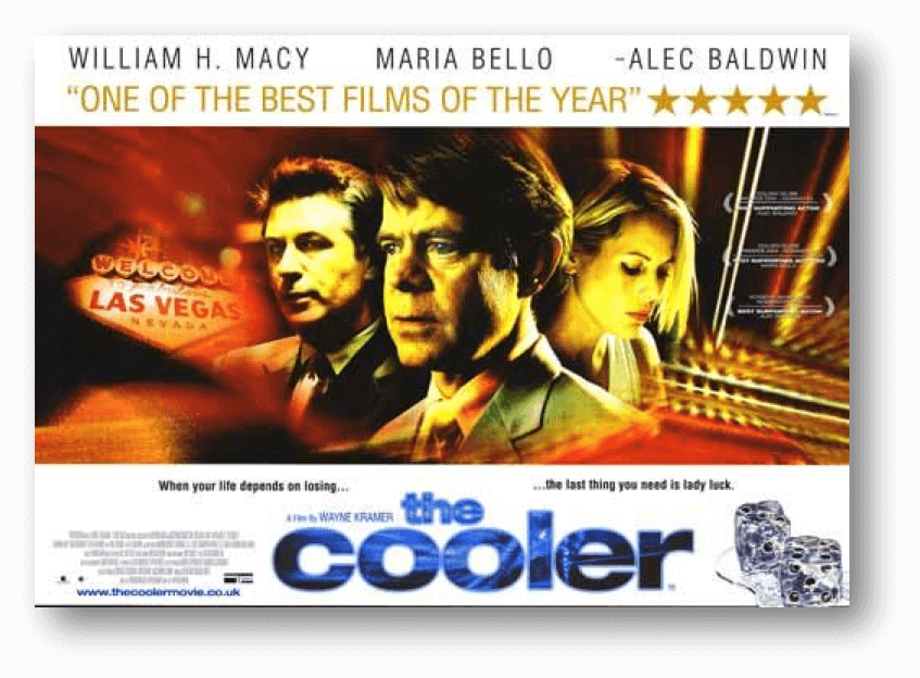 William H. Macy é Cooler