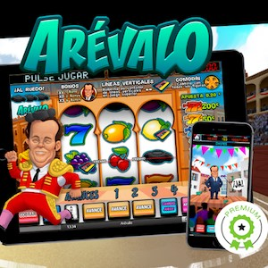 Slot Arévalo