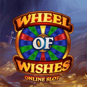 Nova slot de jackpot progressivo Wheel of Wishes