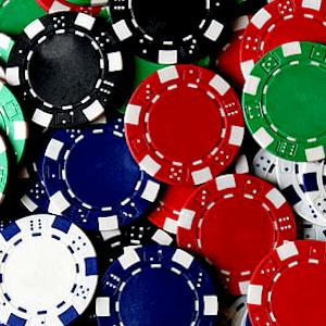 Receitas de Casinos no primeiro trimestre em Portugal