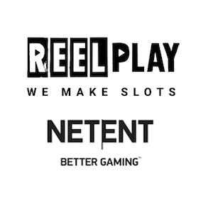Parceria entre a NetEnt e a ReelPlay