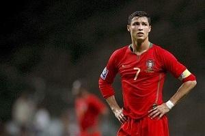 Ronaldo continua a ser uma estrela entre os futebolistas